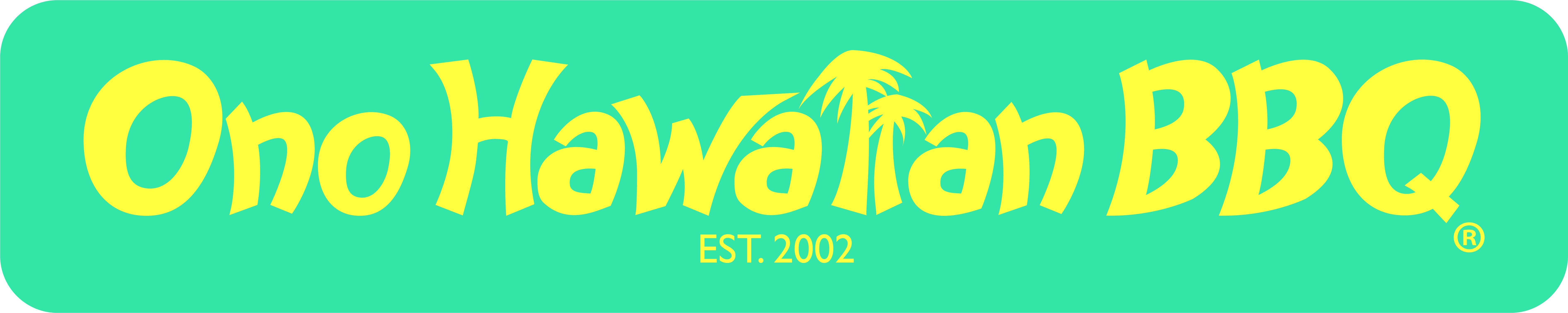 Ono Hawaiian BBQ Logo - hires